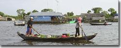 Tonle Sap Lake + Banteay Srey