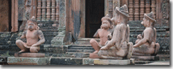 Banteay Srey Kbal Spean