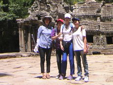 angkor transport