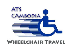 ATS Cambodia Wheelchair Travel
