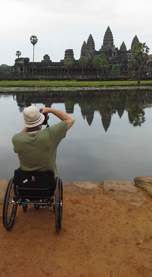 asia wheelchair travel