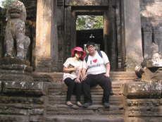 tour to angkor