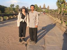 angkor transport