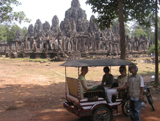 trip to angkor