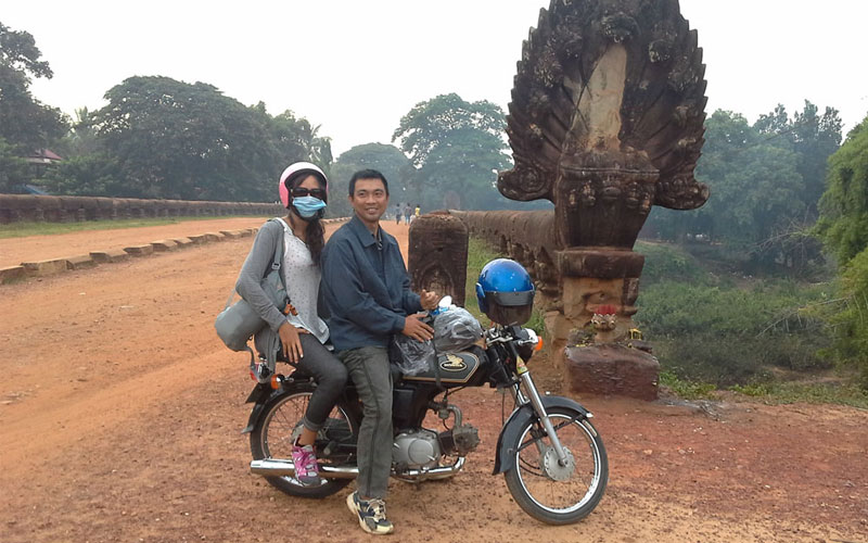 Motor-bike Adventure Tour