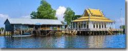 Tonle Sap Lake + Rolous Group