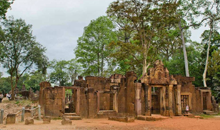 HighLights of Banteay Srey Temple