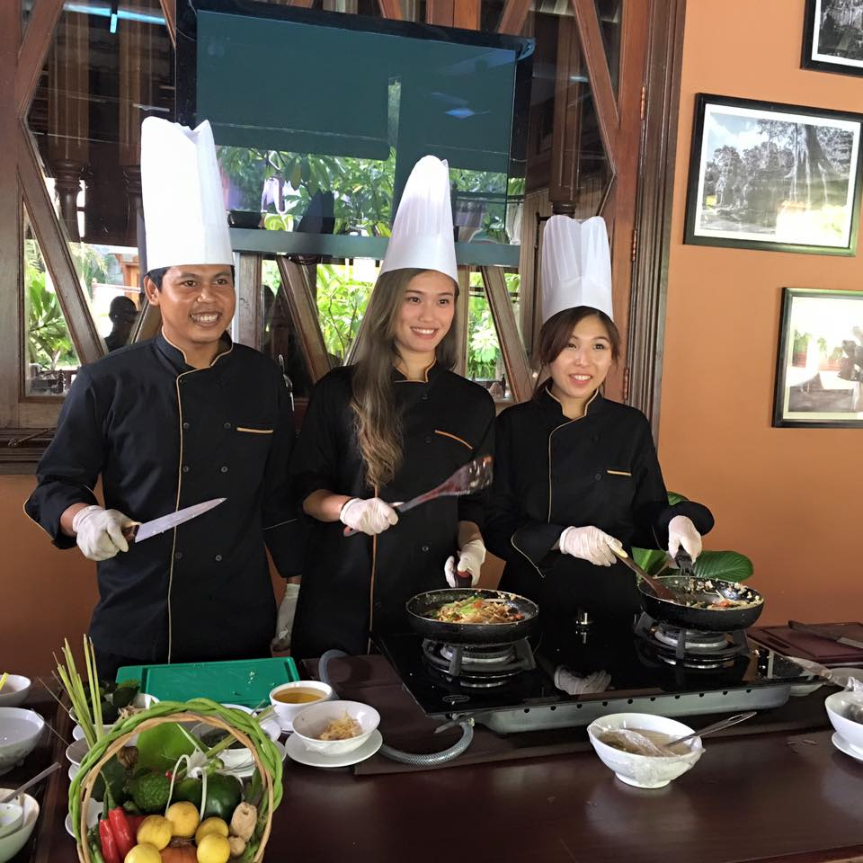 Cambodia Cooking Class