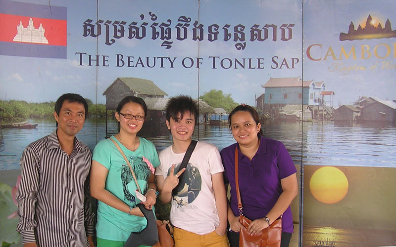 The Beauty Of Tonle Sap