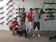 shooting in cambodia